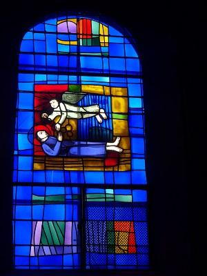 St. Pierre au Mont des Oliviers (Evangile selon St. Luc - Passion du Christ, XXII, versets 39-46)