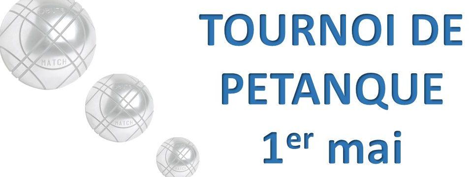 Tournoi de Pétanque